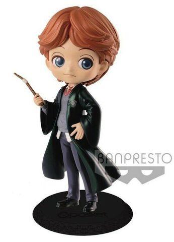 Figurine Q Posket - Harry Potter - Ron Weasley Version Perlée