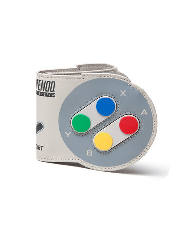 Portefeuille - Nintendo - Manette Super Nintendo