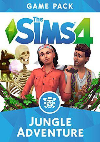 Les Sims 4 - DLC : Dans La Jungle - Version digitale