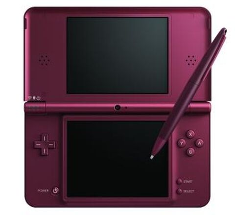 Nintendo Dsi Xl, Bordeaux