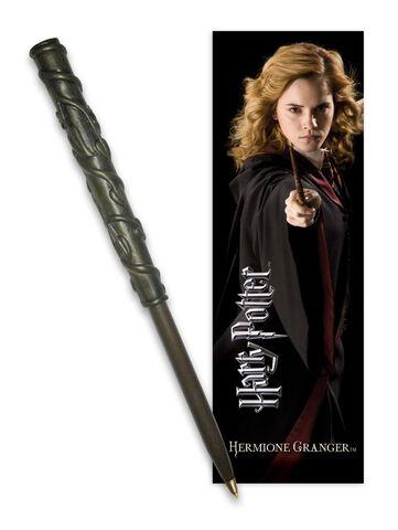 Stylo et marque-page - Harry Potter - Hermione
