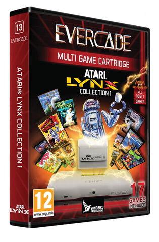 Blaze Evercade Atari Lynx Collection 1 N°13