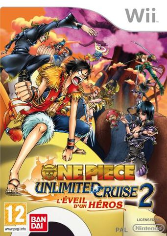 One Piece Unlimited Cruise 2, L'éveil D'un Héros