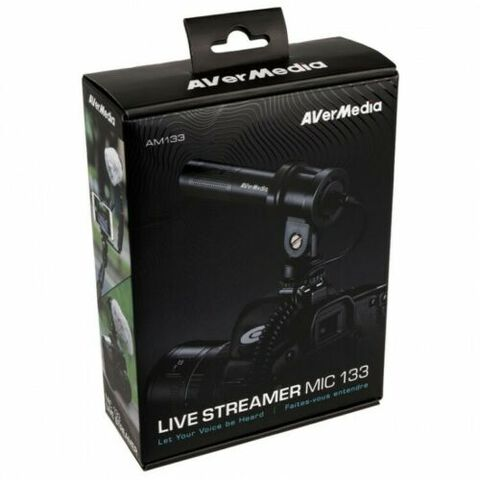 Microphone Avermedia Live Streamer Mic133