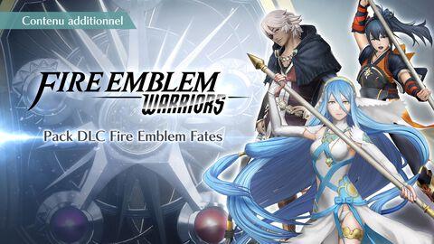 Fire Emblem Warriors - DLC- Fates Pack Switch