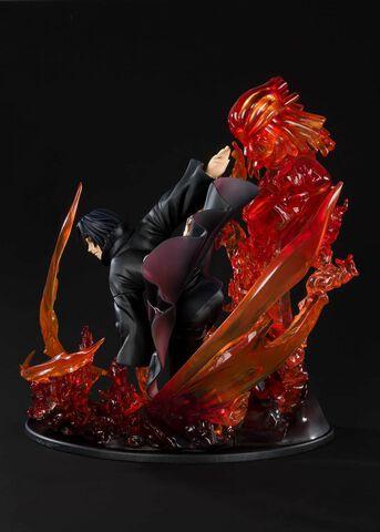 Statuette Figuart Zero - Naruto - Itachi Uchiwa Susanoo Deluxe