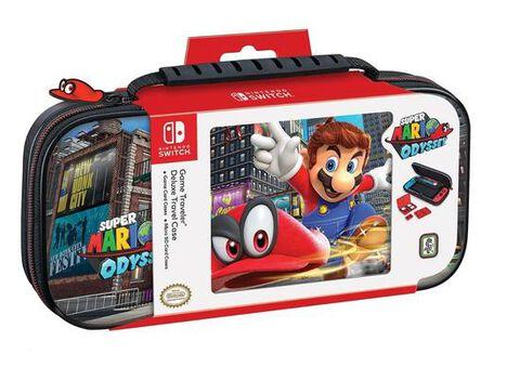 Sacoche Switch Super Mario Odyssey