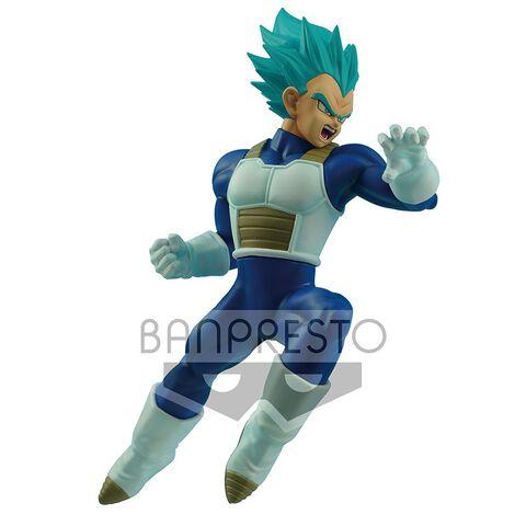 Figurine - Dragon Ball Super - Vegeta Super Saiyan Blue