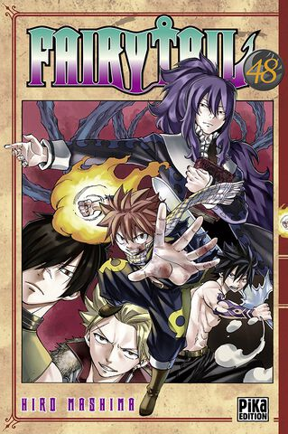 Manga - Fairy Tail - Tome 48