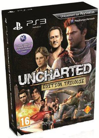 Uncharted Edition Trilogy