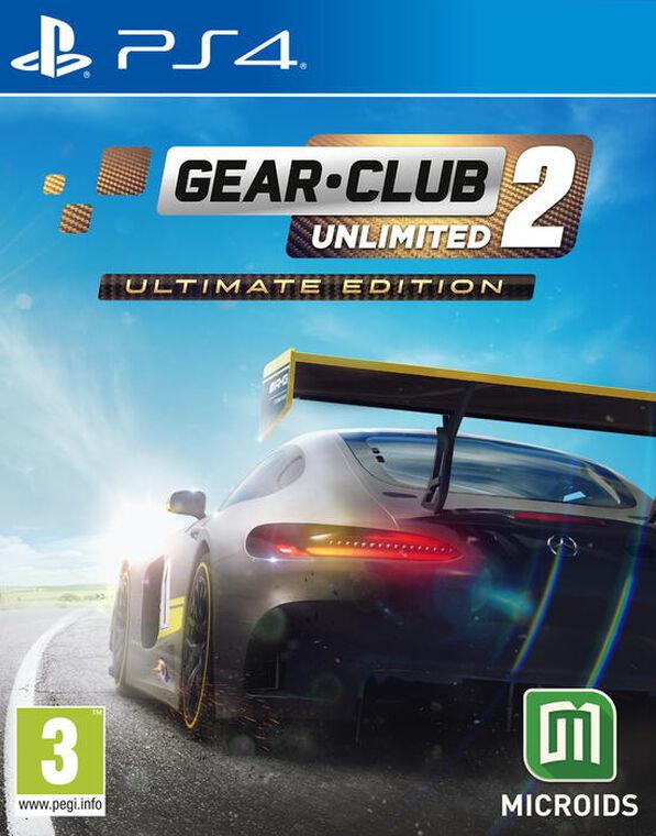 Gear Club 2 Unlimited 2 Ultimate Edition