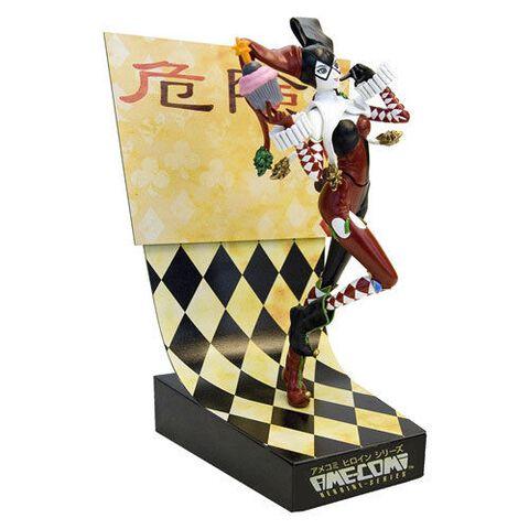 Statuette Factory Entertainment - Dc Comics - Premium Motion Harley Quinn 23 Cm