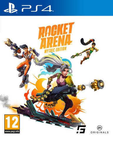 Rocket Arena Edition Mythic