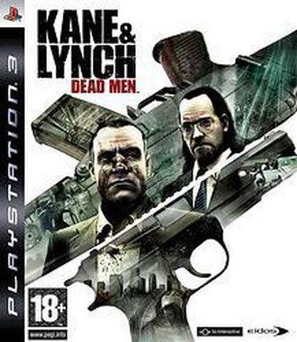 Kane & Lynch, Dead Men