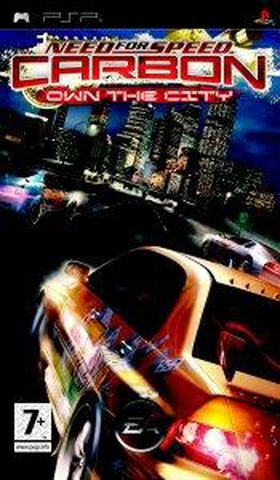 Need For Speed Carbon, Own The City