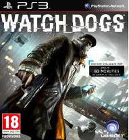 Watch Dogs Edition Day One