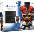 Pack PS4 1 To + Street Fighter V