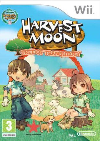 Harvest Moon, L'arbre De La Sérénité