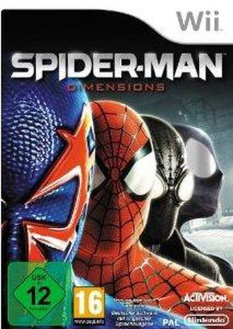 Spider-man, Dimensions