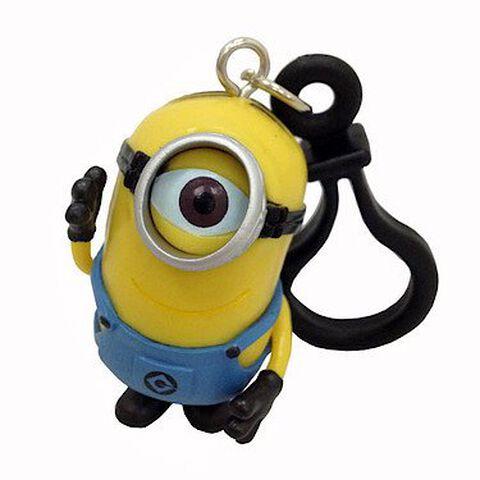 Porte-clé  Minions Stuart