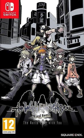The World Ends Wih You