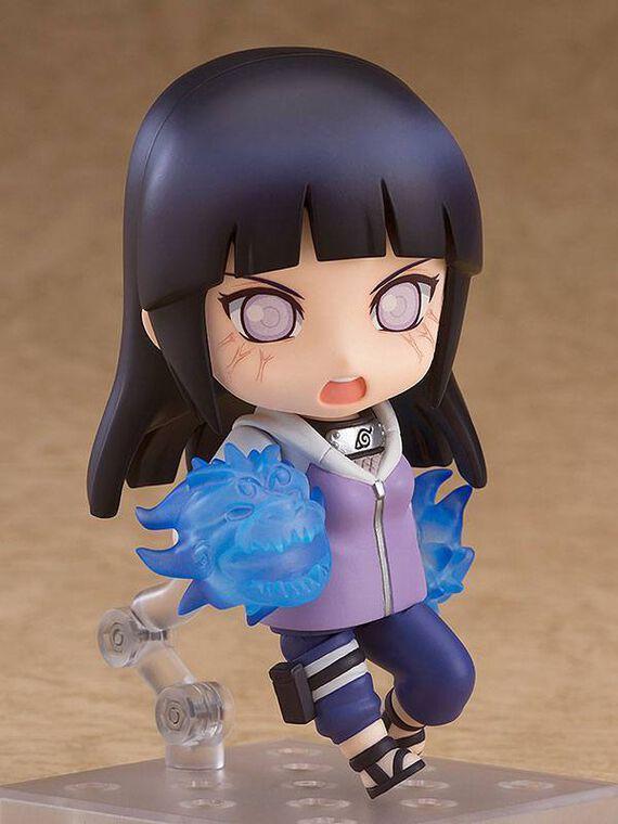 Figurine - Naruto Shippuden - Nendoroid Hinata Hyuga