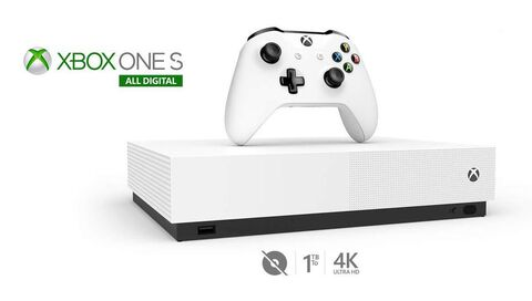 Xbox One S All Digital 1to Refresh
