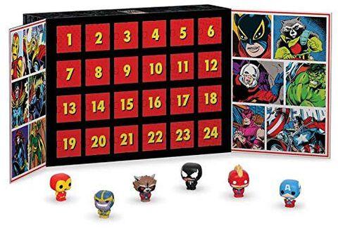 Image Calendrier De L Avent.Calendrier De L Avent Marvel 80 Ans Exclusivite Micromania