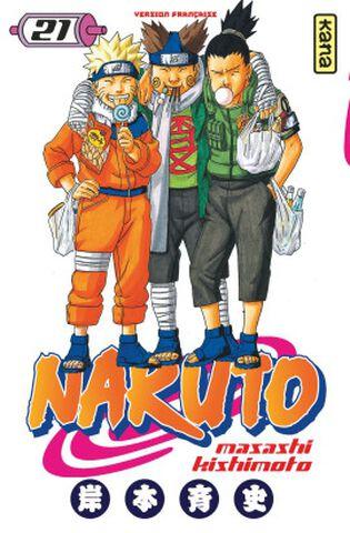 Manga - Naruto - Tome 21