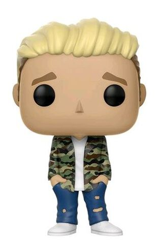 Figurine Funko Pop! N°56 - Music - Justin Bieber