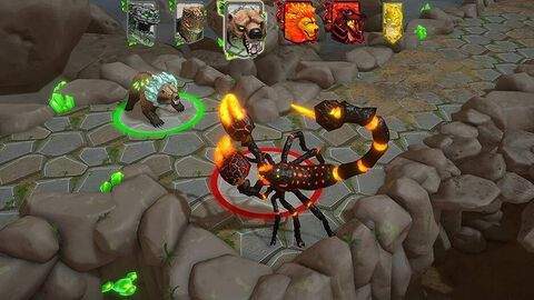 Eldrado Creatures Battle Tactics