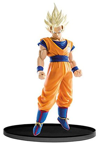 Figurine - Dragon Ball Z - Scultures Ss 2 Goku