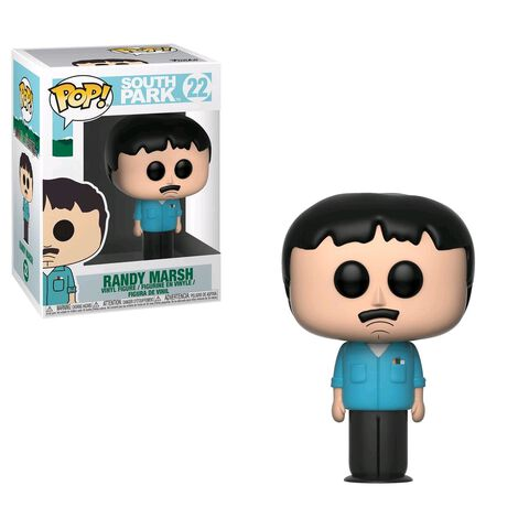Figurine Funko Pop! N°22 - South Park - Série 2 Randy Marsh