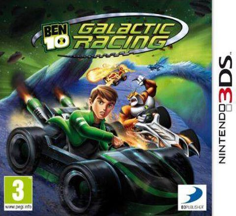 Ben 10 : Galactic Racing