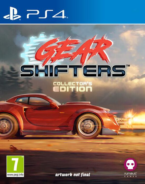 Gearshifters Collector Edition