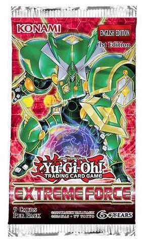 Booster - Yu-Gi-Oh! - Force Extrême
