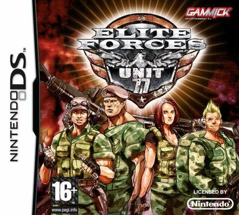 Elite Forces, Unit 77