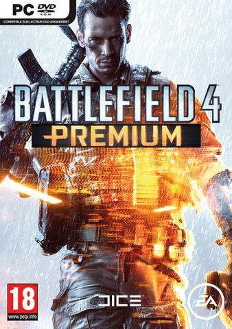 Battlefield 4 Premium Service Ciab