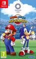 Mario & Sonic Aux Jo De Tokyo 2020