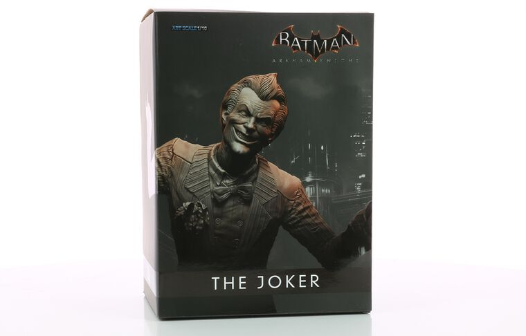 Statuette Iron Studios - Batman : Arkham Knight - Le Joker 19 cm