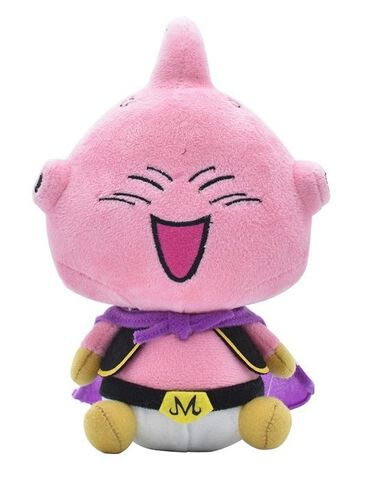 Peluche - Dragon Ball Z - Majin Boo - 15 cm