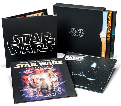 Coffret Vinyles - Star Wars - The Ultimate Vinyl Collection