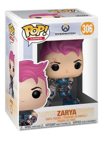 Figurine Funko Pop! N°306 - Overwatch - Série 3 Zarya