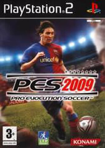 Pro Evolution Soccer 2009 Platinum