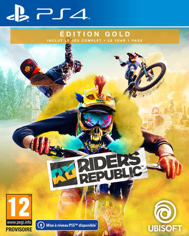 Riders Republic Gold Edition