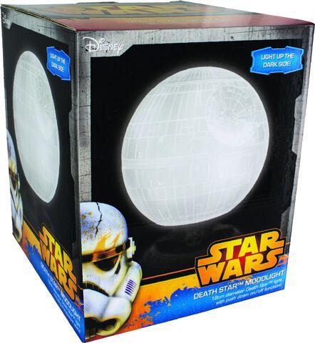 Lampe Star Wars - Etoile Noire