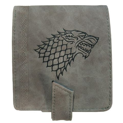 Portefeuille - Game of Thrones - Stark Premium