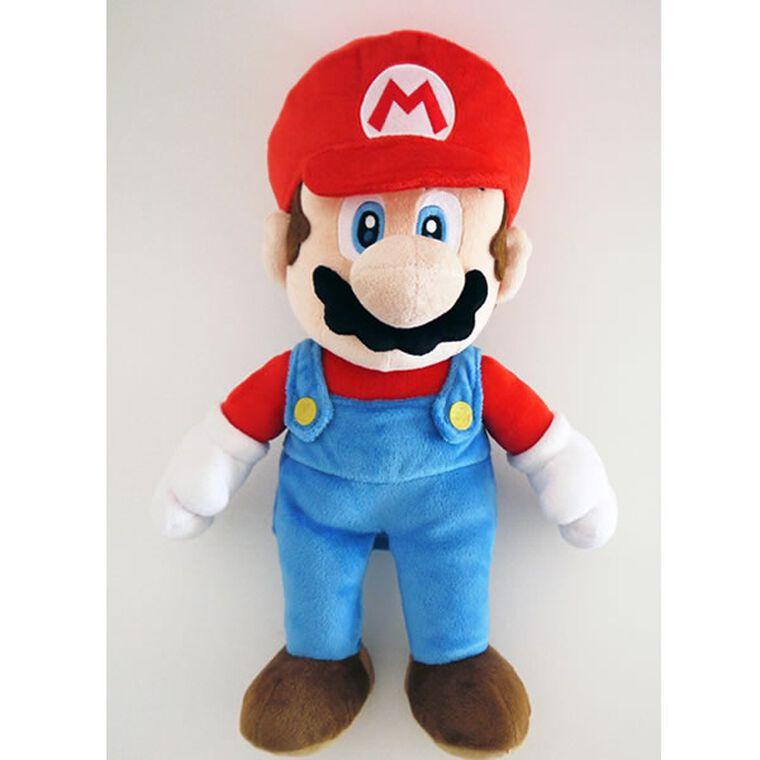 Peluche Nintendo Mario Moyen