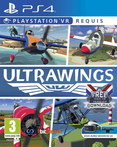 Ultrawings Vr