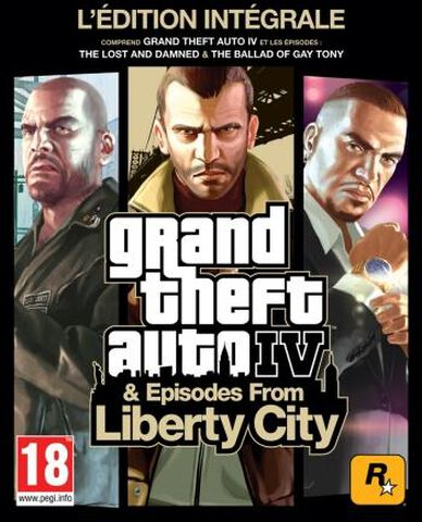 GTA IV Edition Intégrale